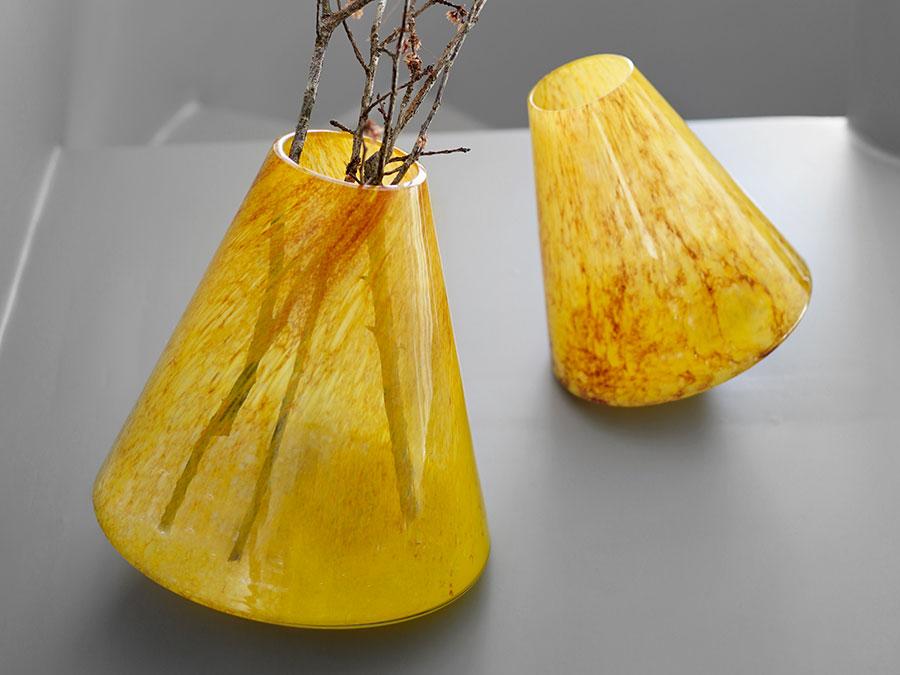 Vaso moderno dal design particolare n.57