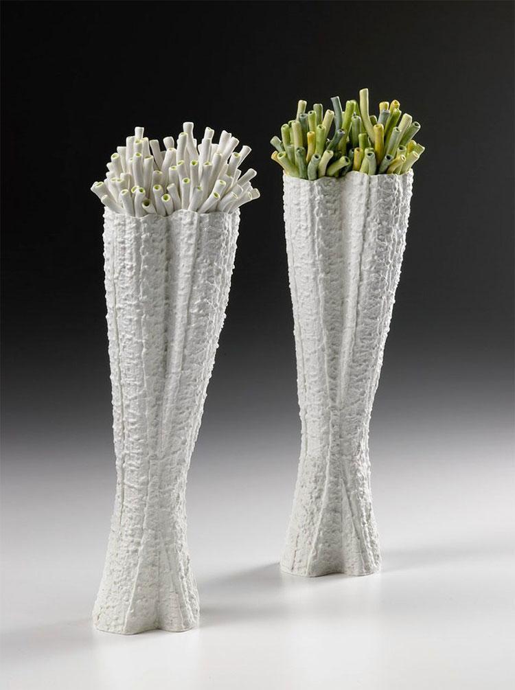 Vaso moderno dal design particolare n.62