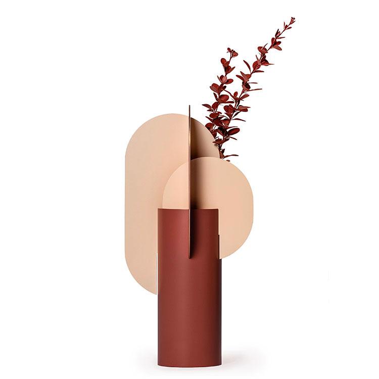 Vaso moderno dal design particolare n.63