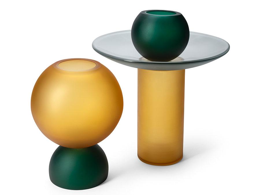 Vaso moderno dal design particolare n.65