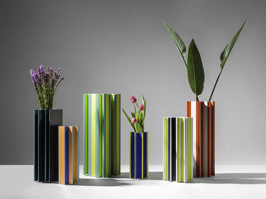 Vaso moderno dal design particolare n.68
