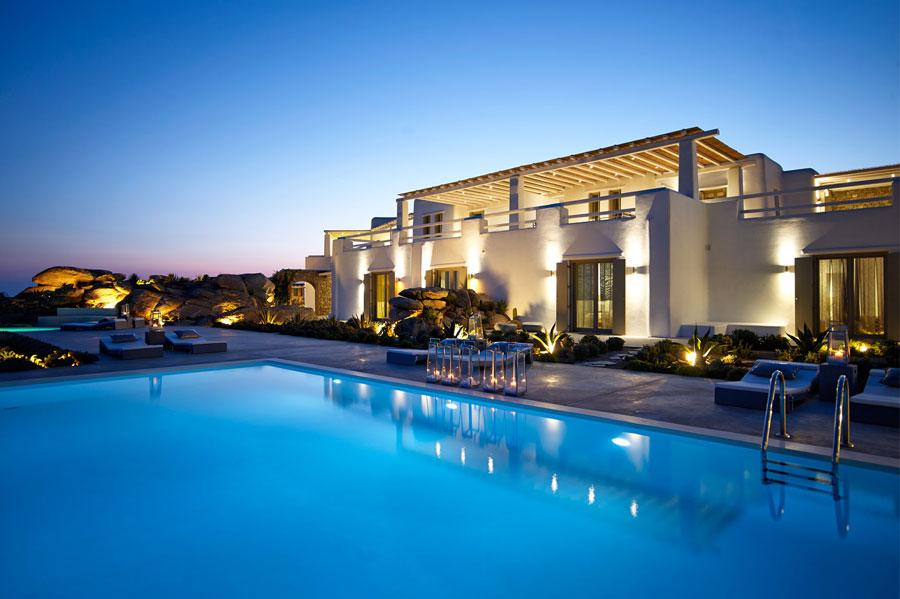 Spettacolare villa con piscina n.10
