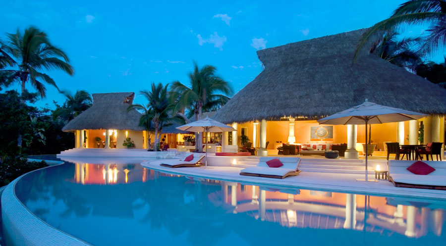 Spettacolare villa con piscina n.12