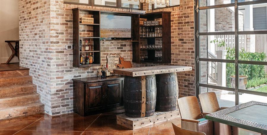 Angolo bar rustico