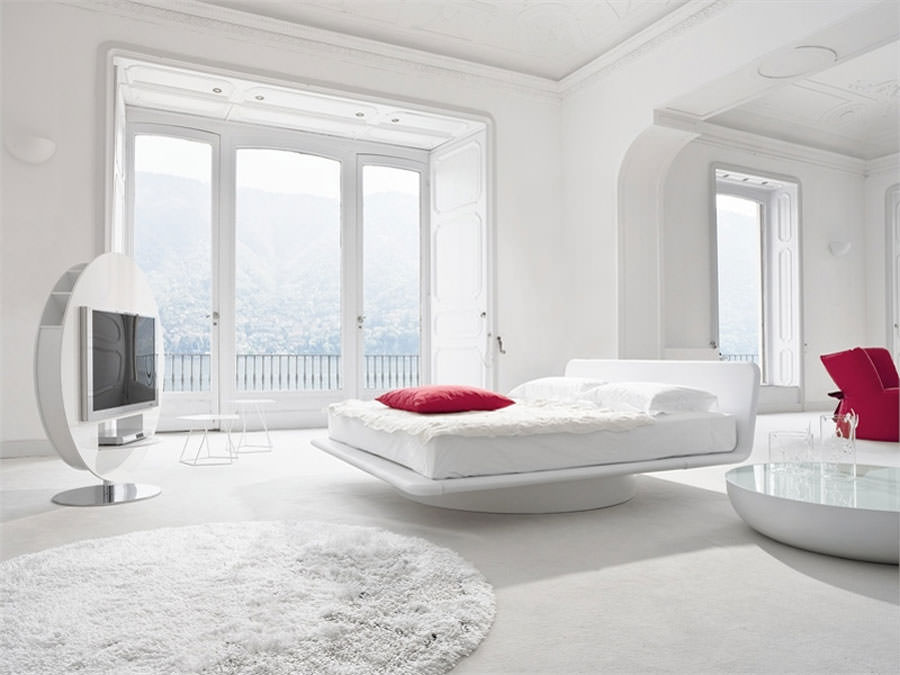 Camere Da Letto Bianche : Camere da letto bianche ecco esempi di design mondodesign
