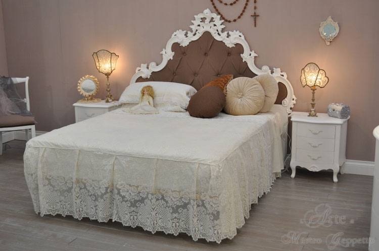 ... di Arredamento Shabby Chic per la Camera da Letto  MondoDesign.it
