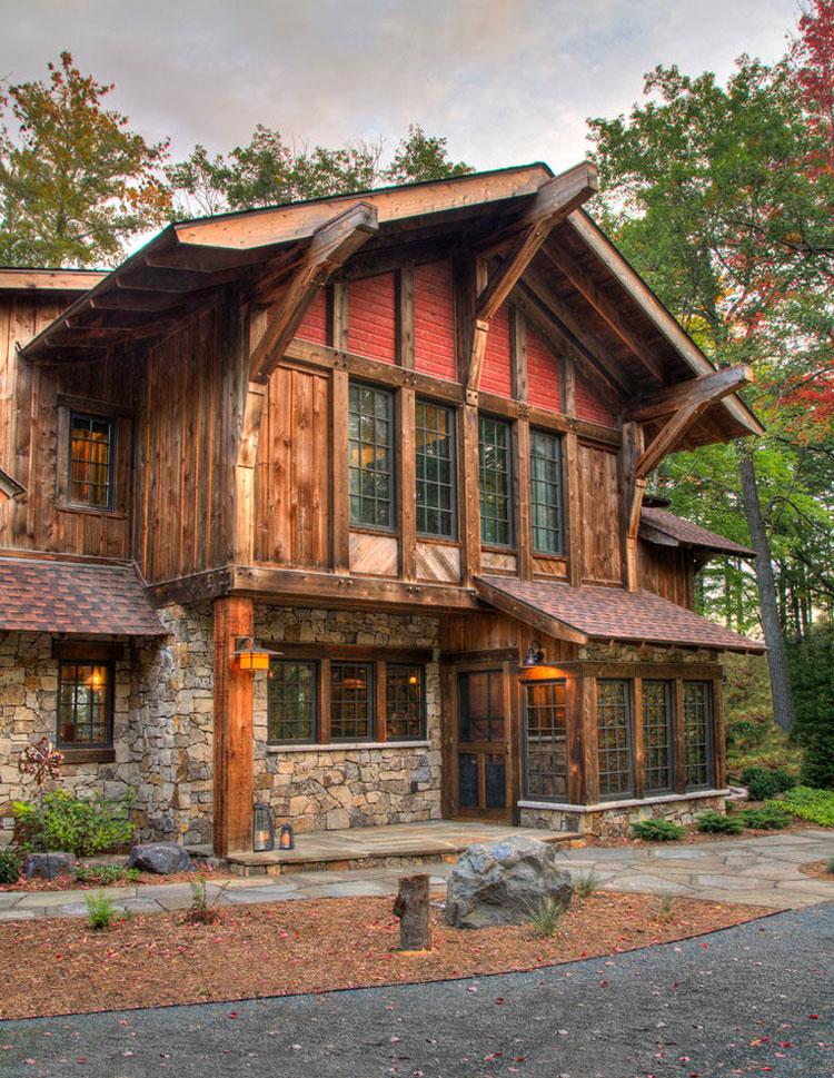 immagini dell 39 esterno di 18 case rustiche bellissime