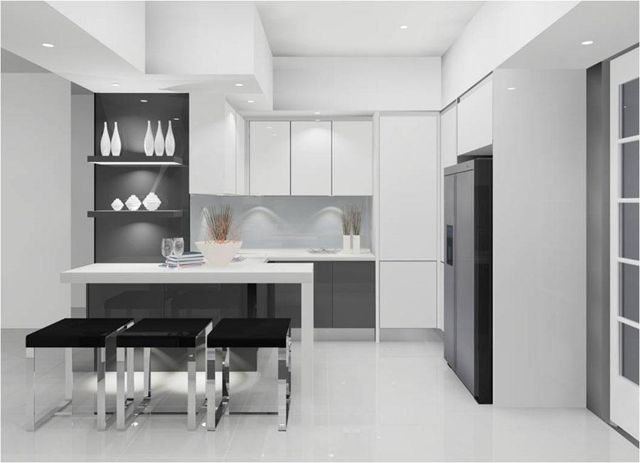 Cucina minimal n.08