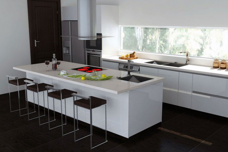 Cucina minimal n.15