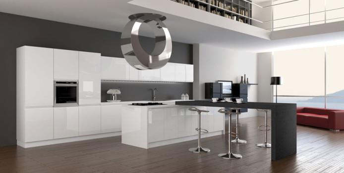 20 Splendide Cucine dal Design Minimalista
