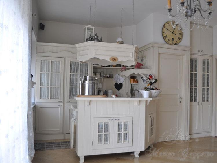 Idee Shabby Chic Per La Casa.Cucine Shabby Chic 50 Idee Per Arredare Casa In Stile Provenzale