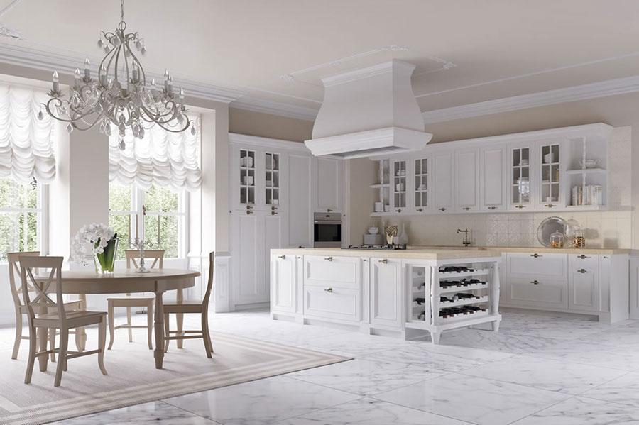 Case Stile Country Moderno : Cucine shabby chic: 50 idee per arredare casa in stile provenzale
