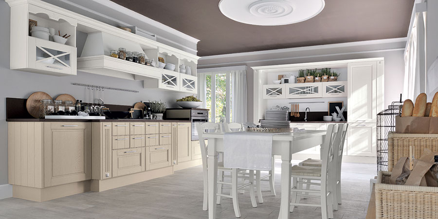 Cucine Shabby Chic: 50 Idee per Arredare Casa in Stile Provenzale ...