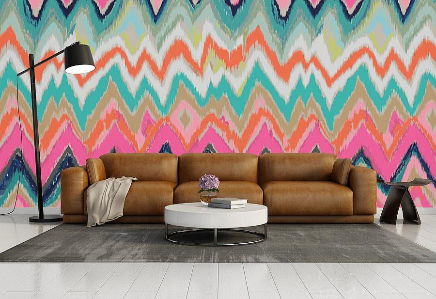 Disegni murali per decorare gli interni n.02