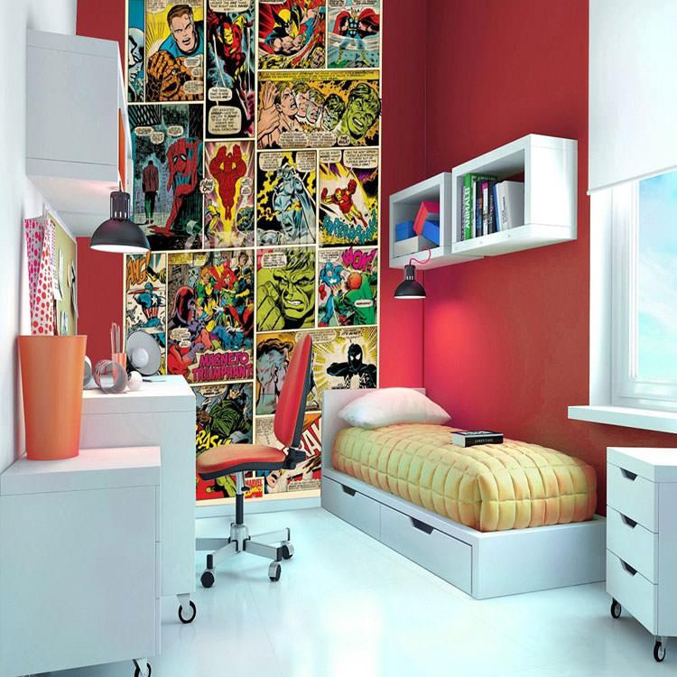 Disegni murali per decorare gli interni n.24