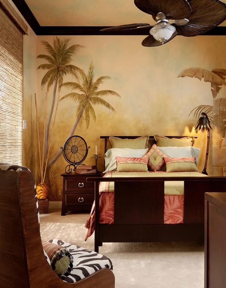 Disegni murali per decorare gli interni n.26