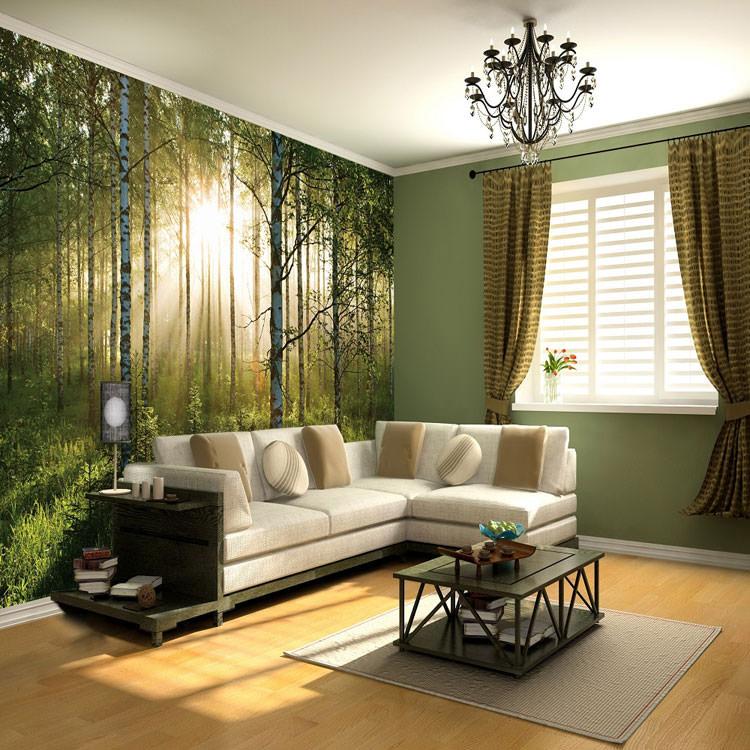 70 spettacolari disegni murali per decorazioni di interni - Decorazioni per muri interni ...