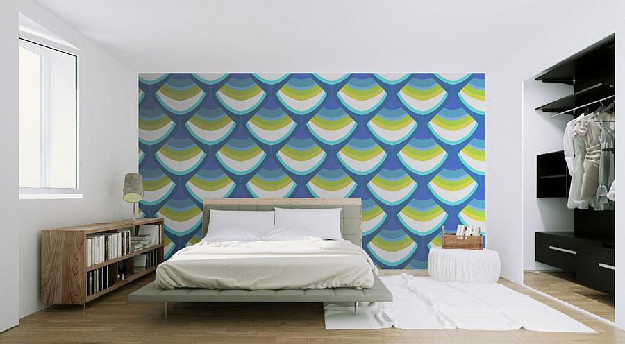 Disegni murali per decorare gli interni n.40