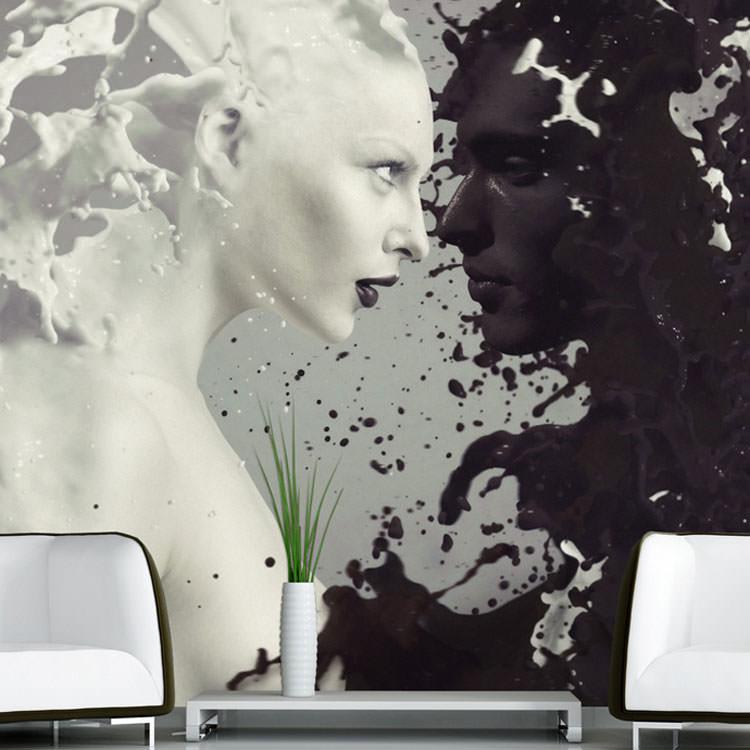 Disegni murali per decorare gli interni n.56