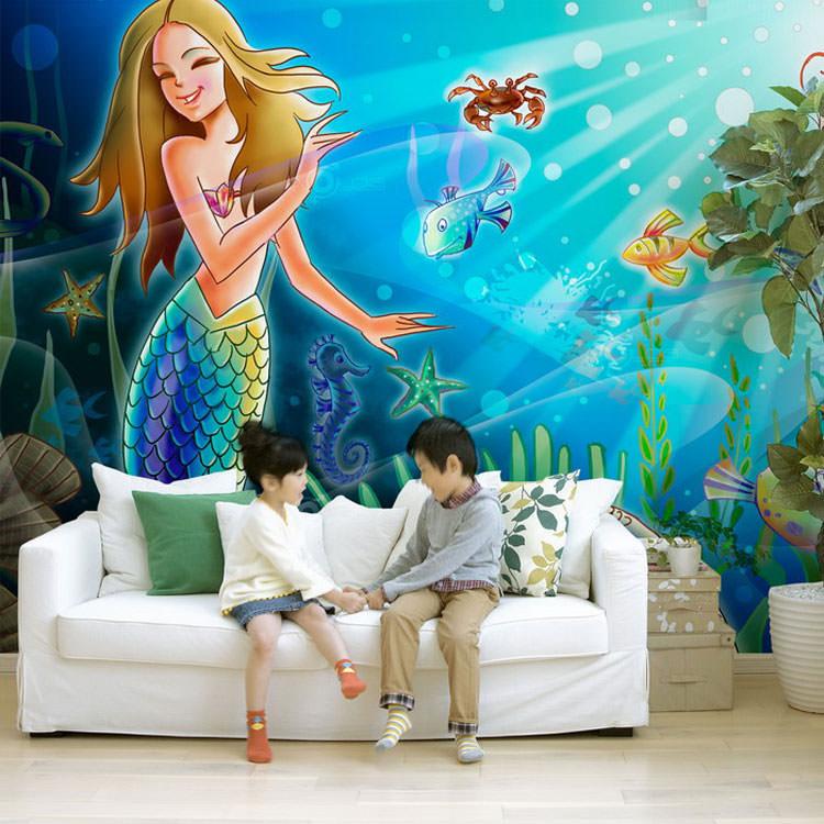 Disegni murali per decorare gli interni n.58