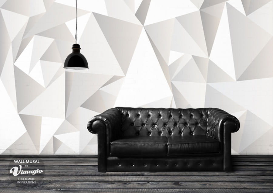 Disegni murali per decorare gli interni n.69
