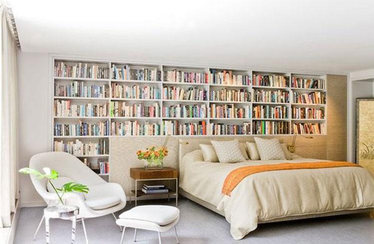 Libreria per camera da letto n.01