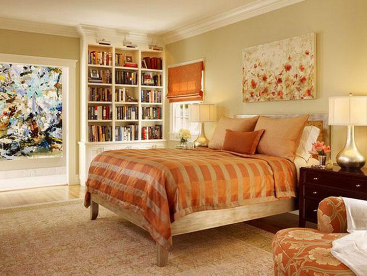 Libreria per camera da letto n.05
