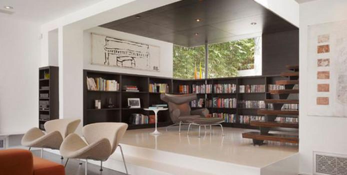 62 Idee di Design per le Librerie della vostra Casa