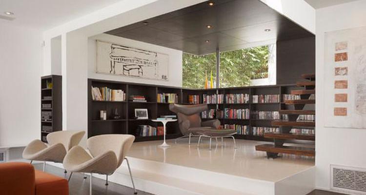 Foto Di Librerie Moderne.62 Idee Di Design Per Le Librerie Della Vostra Casa Mondodesign It