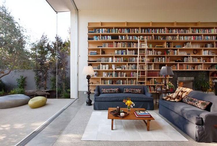 Libreria moderna n.02