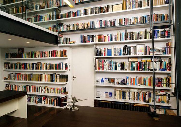 Libreria moderna n.04