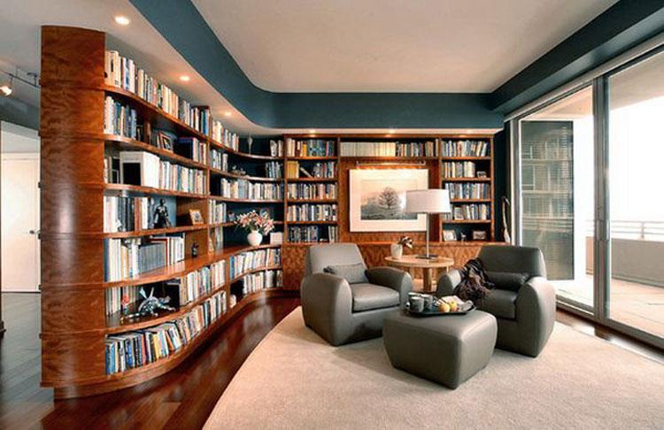 Libreria moderna n.05