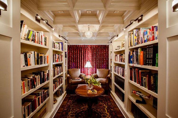 Libreria per sala lettura n.01