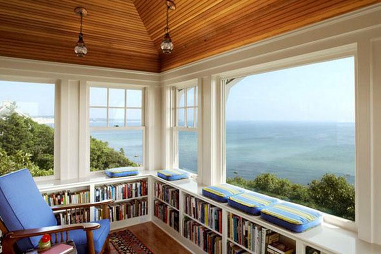 Libreria per sala lettura n.03