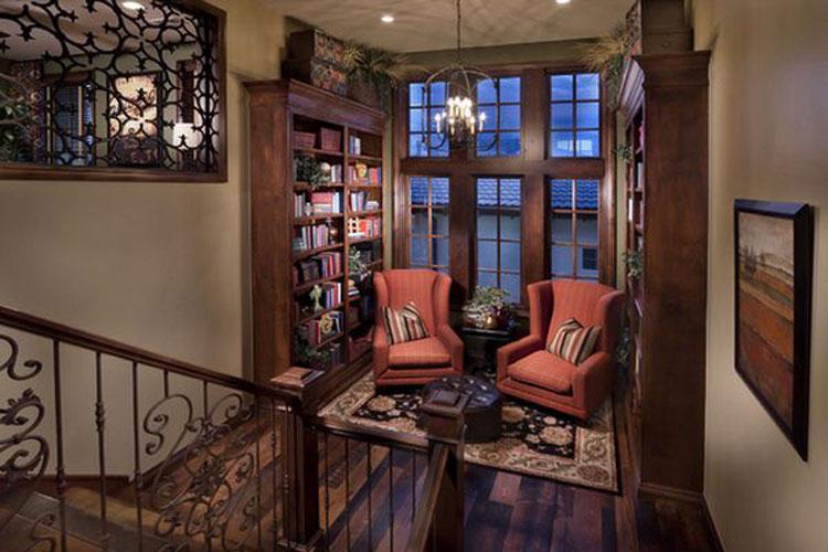 Libreria per sala lettura n.06