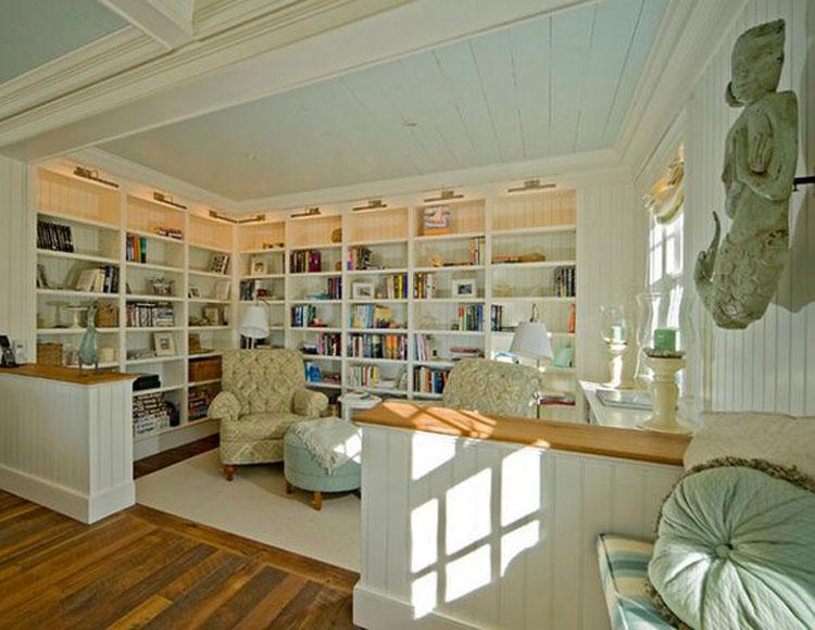Libreria per sala lettura n.10
