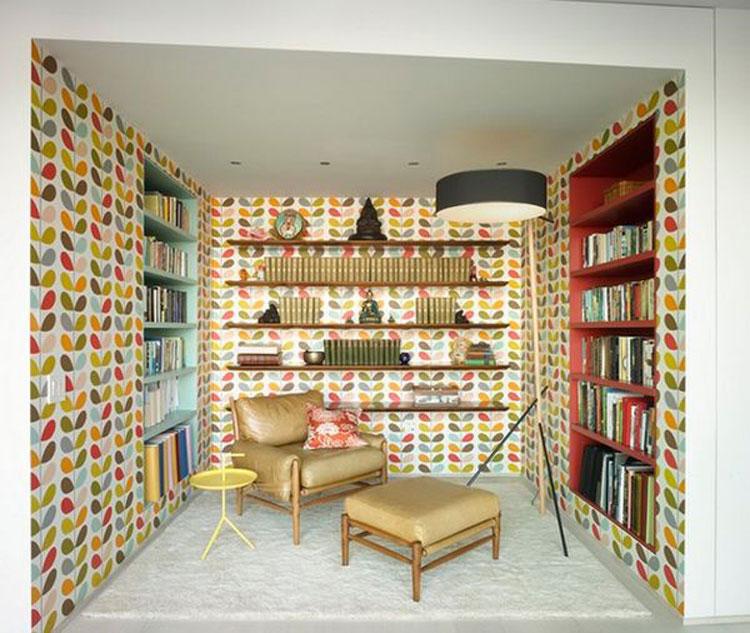 Libreria per sala lettura n.12