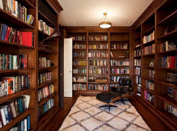 Libreria per sala lettura n.13