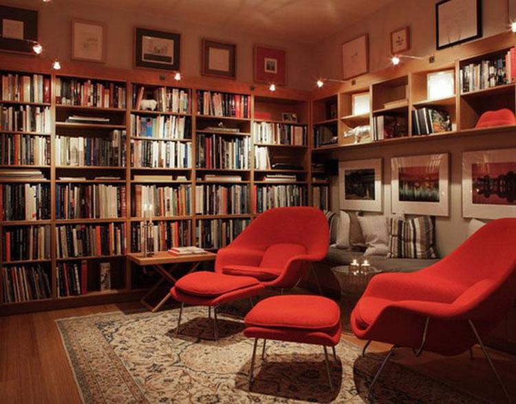 Libreria per sala lettura n.14