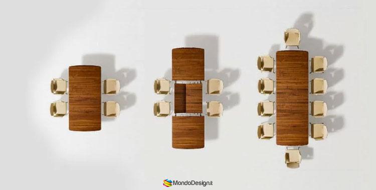 Tavoli allungabili originali