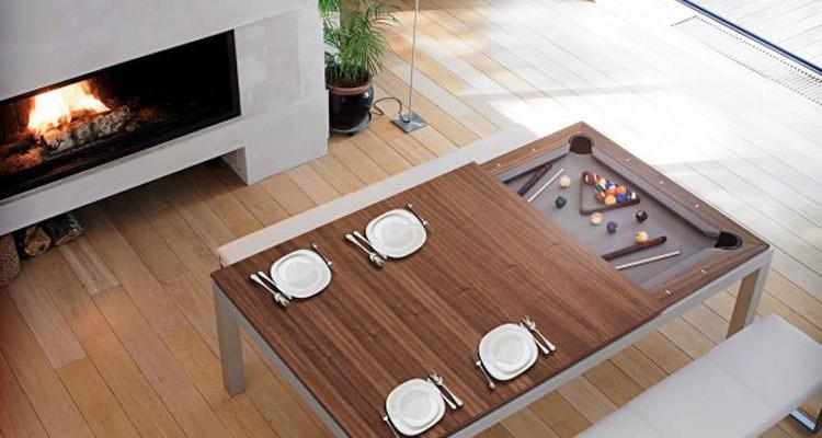 30 tavoli allungabili moderni dal design particolare for Tavoli rettangolari moderni