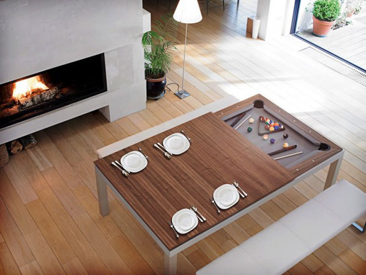 Tavoli Quadrati Moderni : 30 tavoli allungabili moderni dal design particolare mondodesign.it