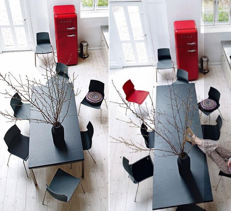 Tavolo allungabile dal design moderno n.08