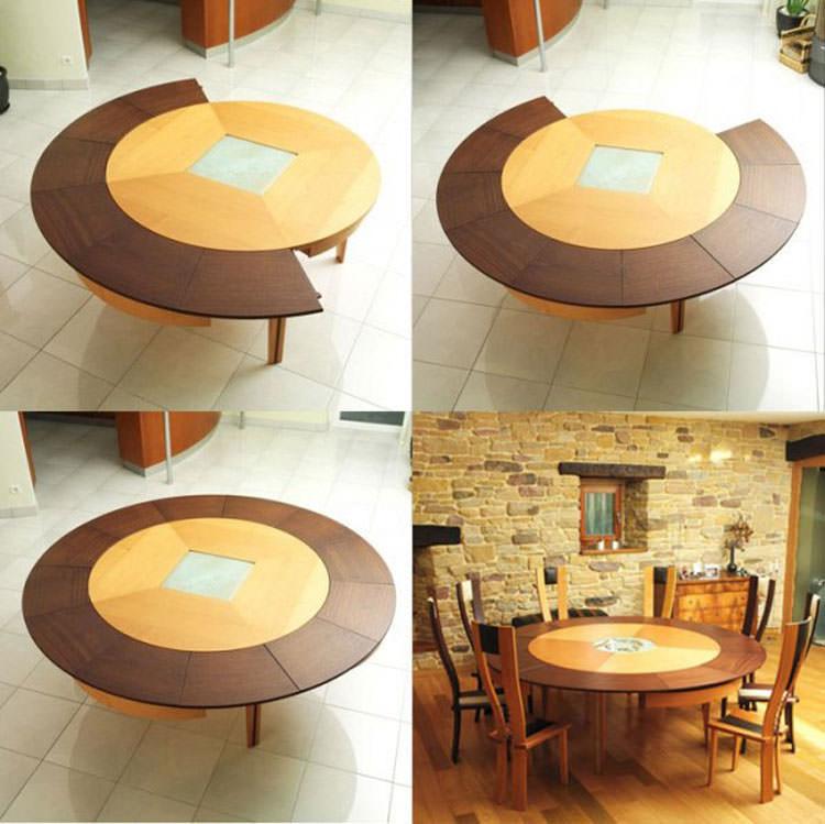 Tavolo allungabile dal design moderno n.11