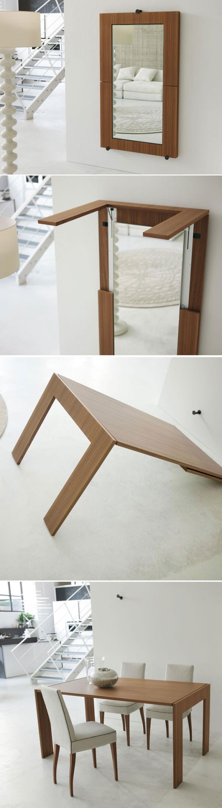 Tavolo allungabile dal design moderno n.13