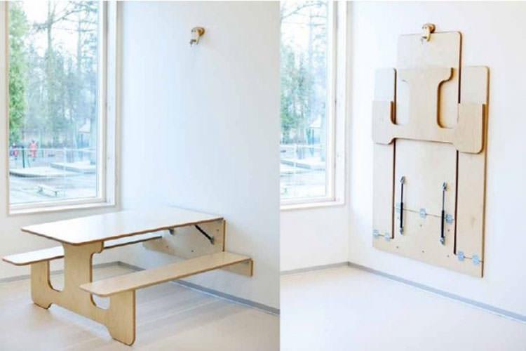 Tavolo allungabile dal design moderno n.14