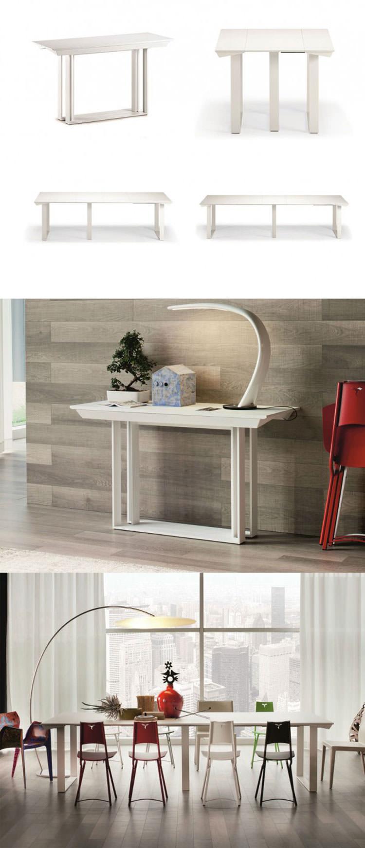 Tavolo allungabile dal design moderno n.20