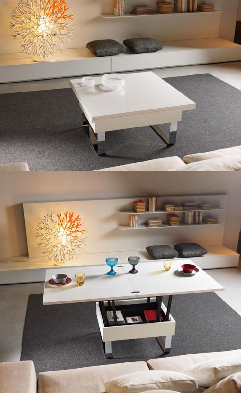 Tavolo allungabile dal design moderno n.24