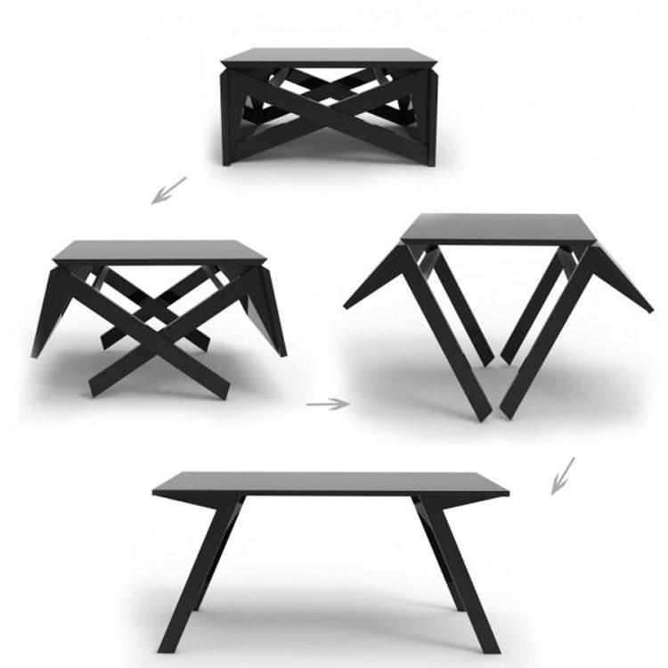 Tavolo allungabile dal design moderno n.25