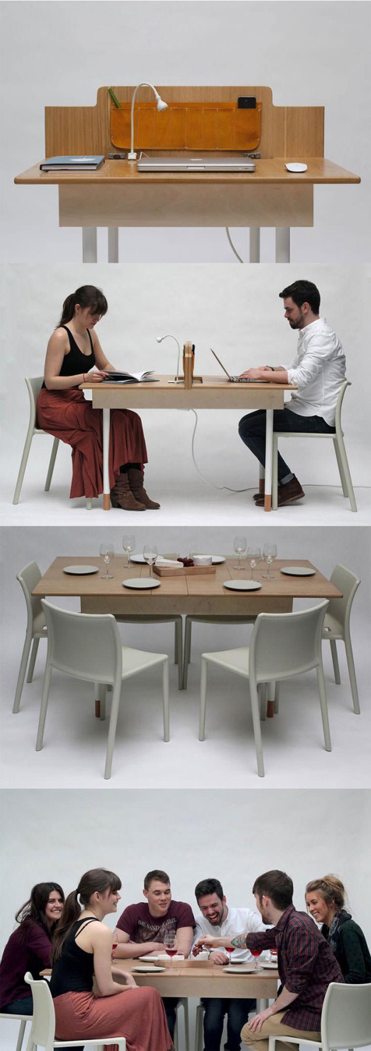 Tavolo allungabile dal design moderno n.26